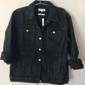NWT Madewell Oversized Denim Jacket